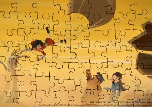 Marco Polo Puzzle